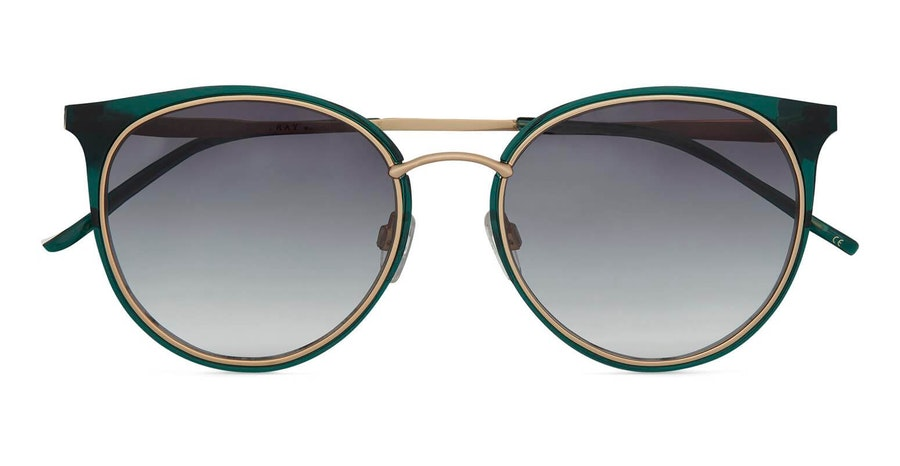 Ted Baker Neva TB 1610 Women's Sunglasses Green / Green