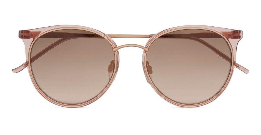 Ted Baker Neva TB 1610 Women's Sunglasses Brown / Gold 2