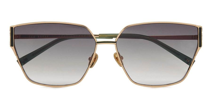 Ted Baker Jazmin TB 1618 Women's Sunglasses Green / Gold