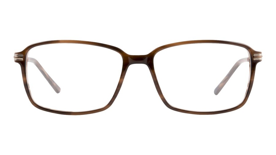 C-Line CL BM15 (Large) Men's Glasses Brown