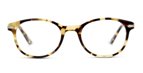 IS BF11 Women's Glasses Transparent / Brown