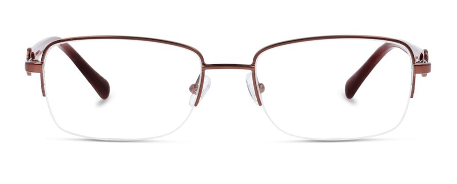 C-Line CL BF52 Women's Glasses Brown