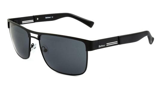 BS 057 Men's Sunglasses Grey / Black