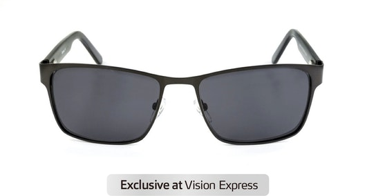 BS 055 Men's Sunglasses Green / Grey