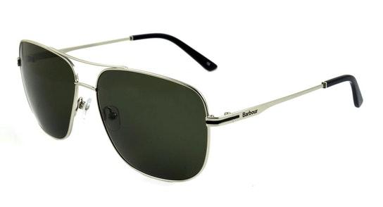 BS 059 Men's Sunglasses Green / Silver