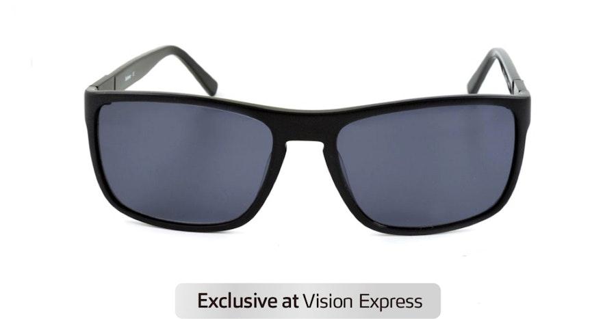 Barbour BS 062 (C1) Sunglasses Grey / Black