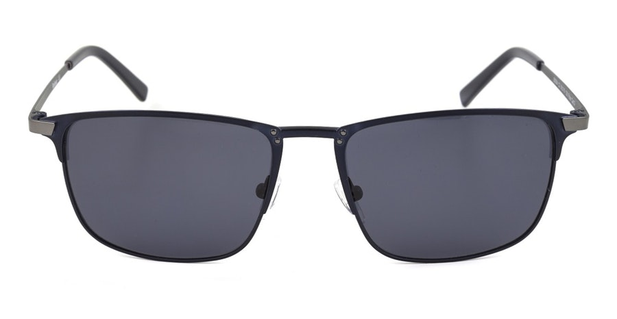 Barbour BS 064 (C2) Sunglasses Grey / Blue