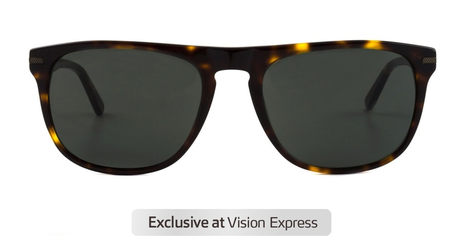 Barbour BS 086 (C1) Sunglasses Grey / Havana