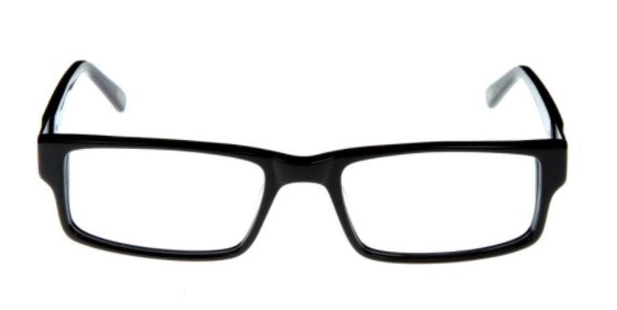 Barbour BI 012 Men's Glasses Black