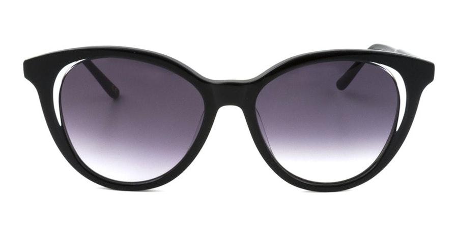 Whistles Rhiannon WHS011 Women's Sunglasses Grey / Black