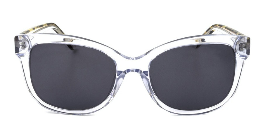 Whistles Naomi WHS018 Women's Sunglasses Grey / Transparent