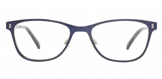 Serena WHS016 Women's Glasses Transparent / Navy