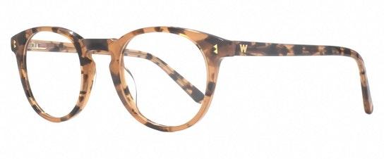 Siena WHS006 Women's Glasses Transparent / Pink