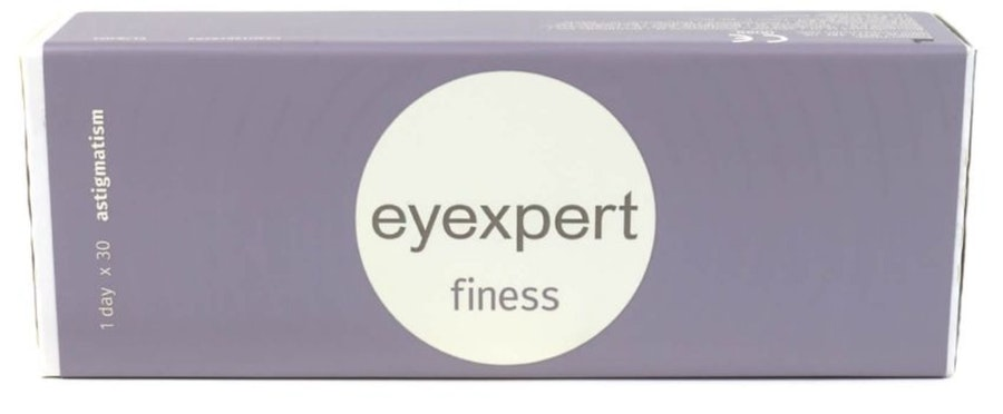 Eyexpert Finess (1 day toric for astigmatism)