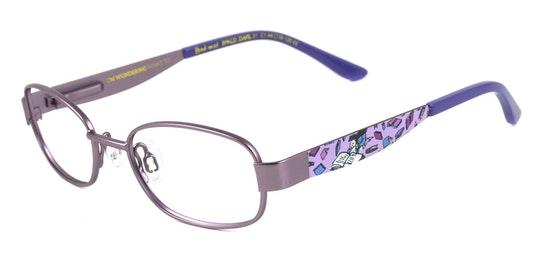 Matilda RD01 Children's Glasses Transparent / Violet