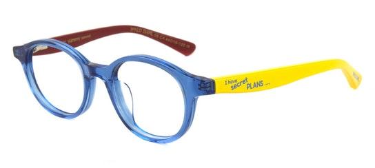 The Enormous Crocodile RD08 Children's Glasses Transparent / Blue