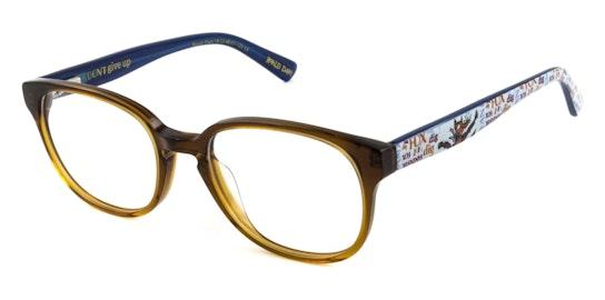 Fantastic Mr. Fox RD21 Children's Glasses Transparent / Navy