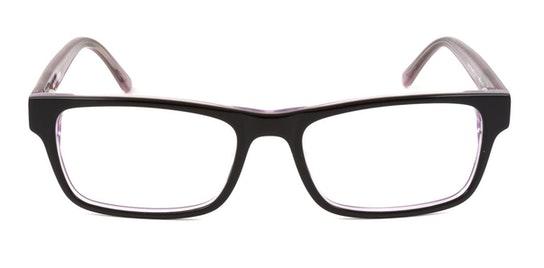 011 Children's Glasses Transparent / Black
