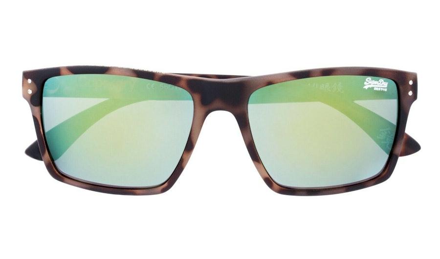 Superdry Kobe SDS 122 (122) Sunglasses Brown / Tortoise Shell