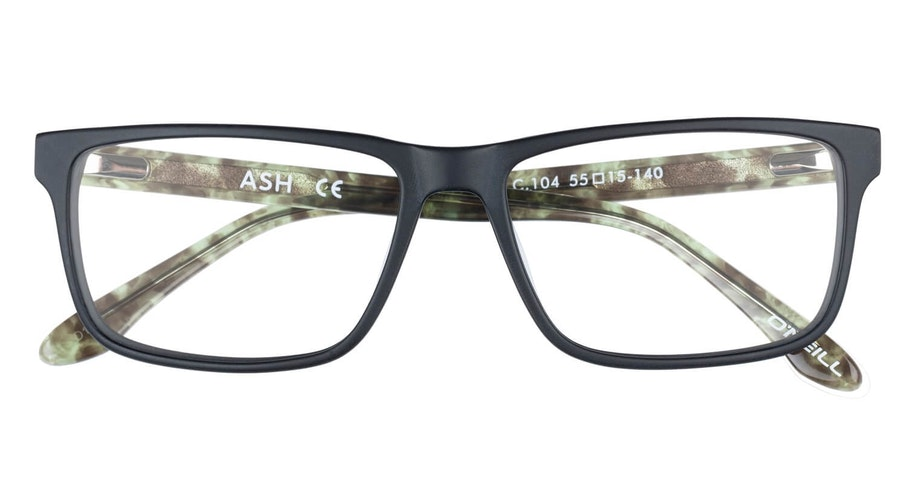 O'Neill Ash ONO (104) Glasses Black