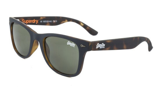 Rookie SDS 106 Men's Sunglasses Green / Blue