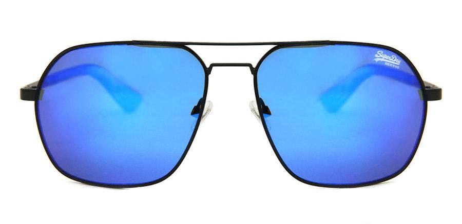 Superdry Raceway SDS 004 Men's Sunglasses Blue / Black