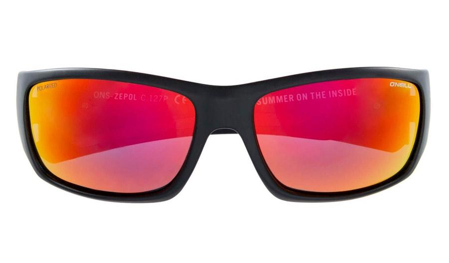 O'Neill Zepol 127P (127P) Sunglasses Red / Black