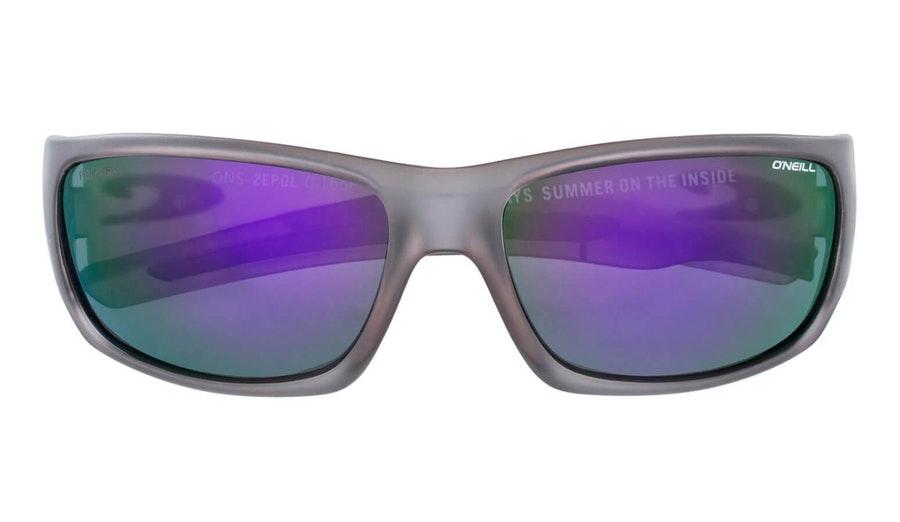 O'Neill Zepol 165P Men's Sunglasses Violet / Grey
