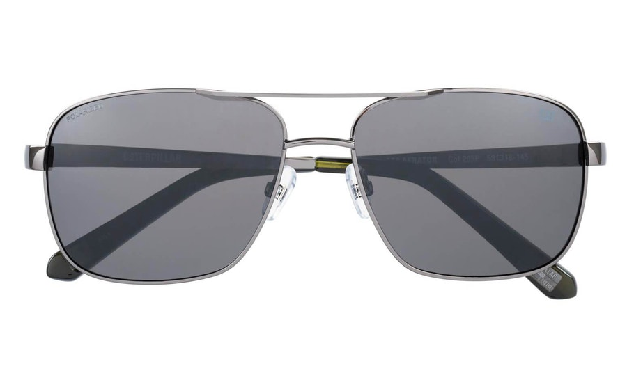 Caterpillar Aerator 205P (205P) Sunglasses Grey / Silver