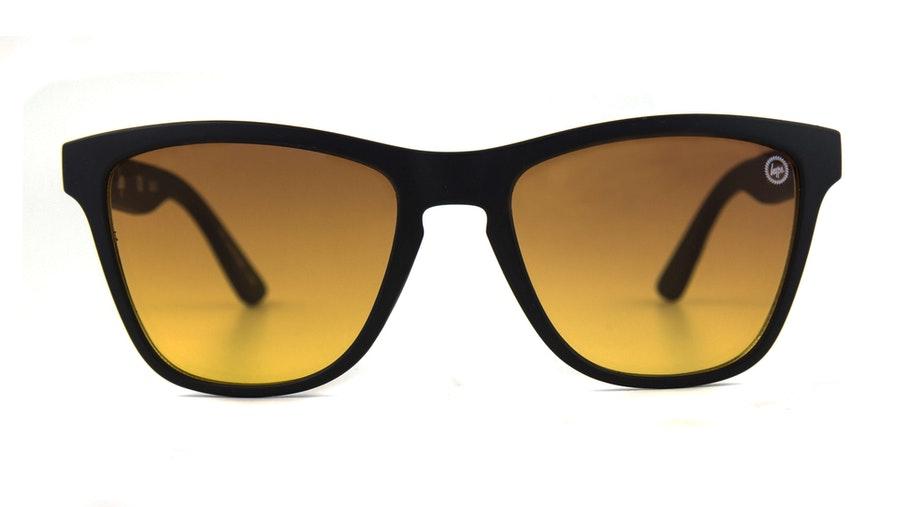 Hype Fest (C196) Youth Sunglasses Orange / Black