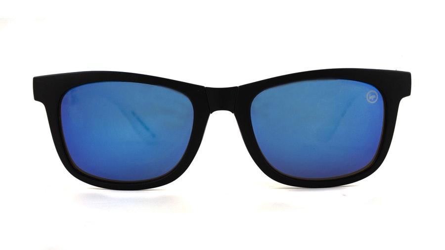 Hype Folder (C127) Youth Sunglasses Blue / Black