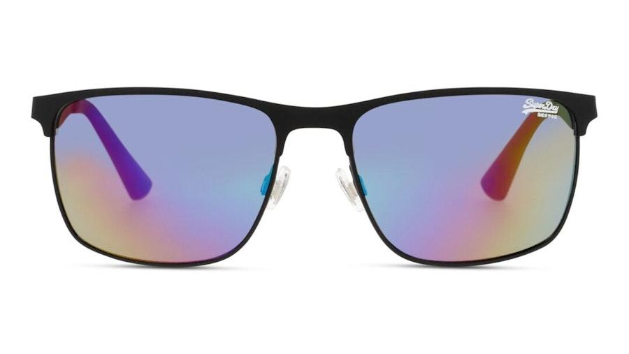 Superdry Ace SDS 004 (004) Sunglasses Blue / Black
