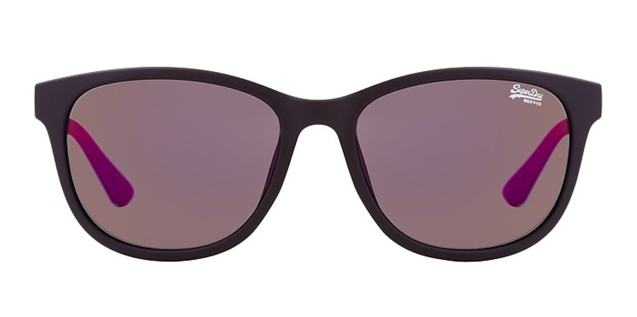 Superdry Lizzie SDS 161 Women's Sunglasses Pink / Violet