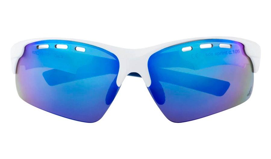 Superdry Sprint SDS 105 (105) Sunglasses Blue / White