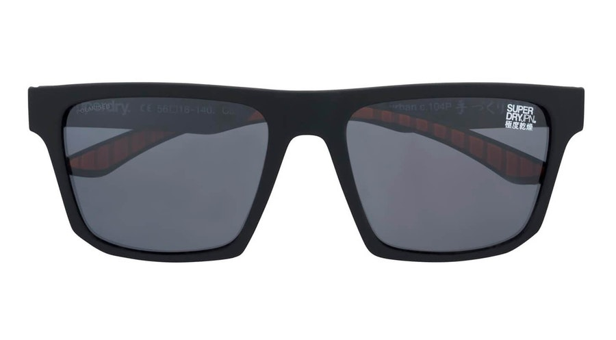 Superdry Urban SDS 104P (104P) Sunglasses Grey / Black