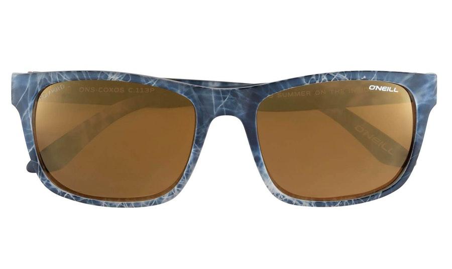 O'Neill Coxos 113P (113P) Sunglasses Gold / Blue