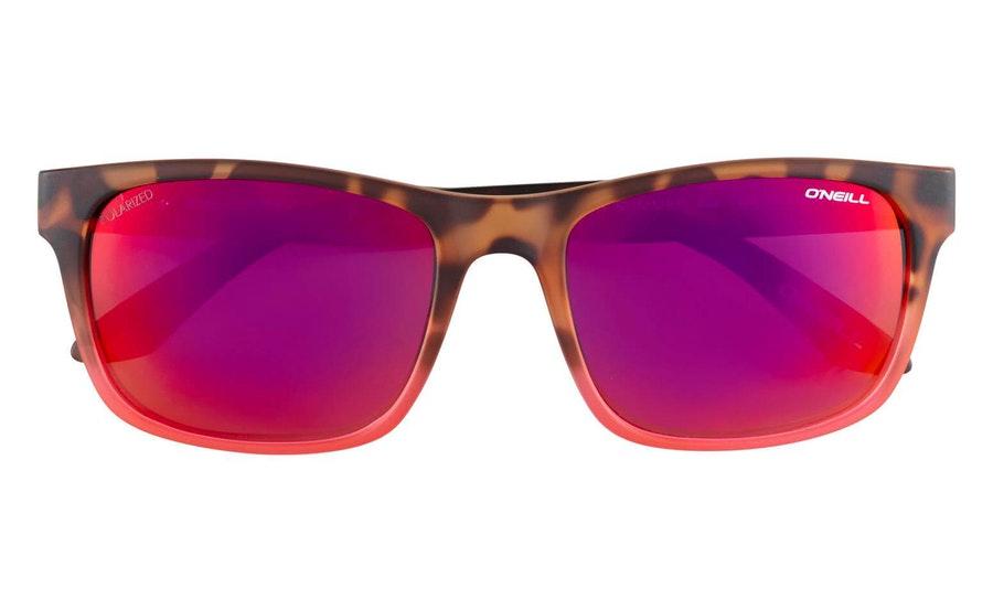 O'Neill Coxos 122P (122P) Sunglasses Red / Havana