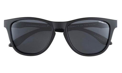 Godrevy 127P Unisex Sunglasses Grey / Black
