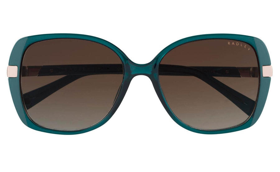 Radley Morwenna (107) Sunglasses Brown / Green