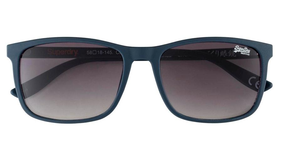 Superdry Hacienda SDS 105 Men's Sunglasses Grey / Blue