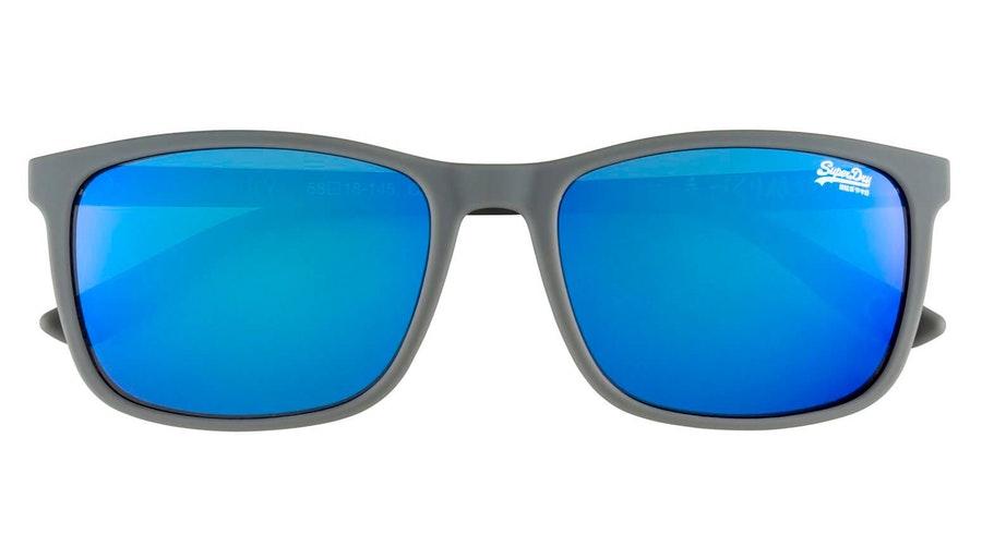 Superdry Hacienda SDS 108 Men's Sunglasses Blue / Grey