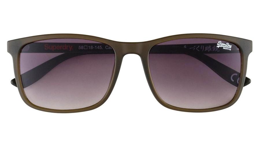 Superdry Hacienda SDS 109 (109) Sunglasses Grey / Green