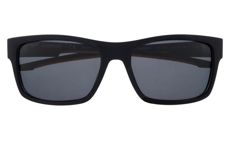 Caterpillar Coder 104P Men's Sunglasses Grey / Black