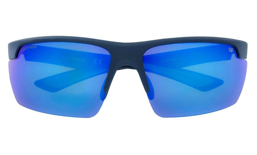 Caterpillar Pickup 106P Men's Sunglasses Blue / Blue