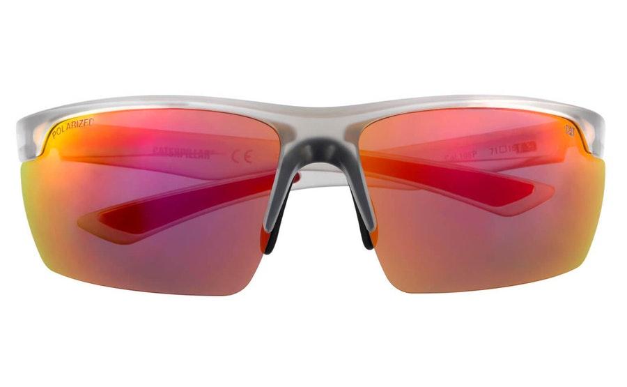 Caterpillar Pickup 108P Men's Sunglasses Red / Grey