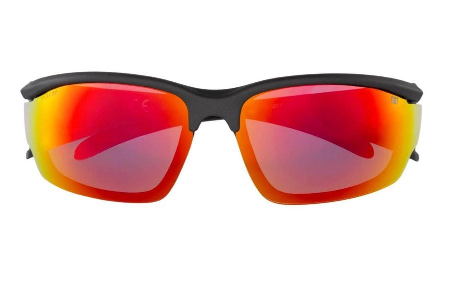 Caterpillar Stator 108P (108P) Sunglasses Red / Grey