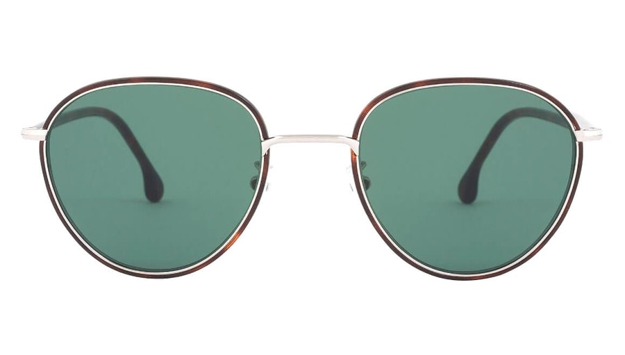 Paul Smith Albion PS SP003V2 (02) Sunglasses Green / Havana