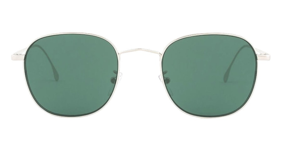 Paul Smith Arnold PS SP008V2 Unisex Sunglasses Green / Silver