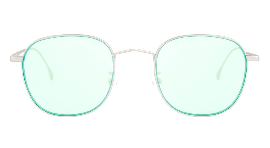 Paul Smith Arnold PS SP008V2 (03) Sunglasses Yellow / Silver
