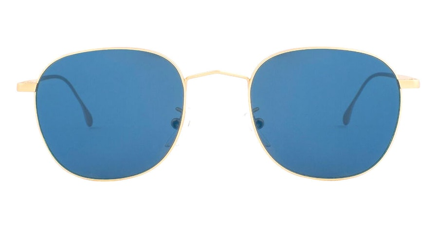 Paul Smith Arnold PS SP008V2 (C04) Sunglasses Blue / Gold